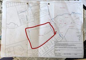 Land floor plan